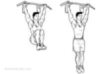 hanging-knee-raises